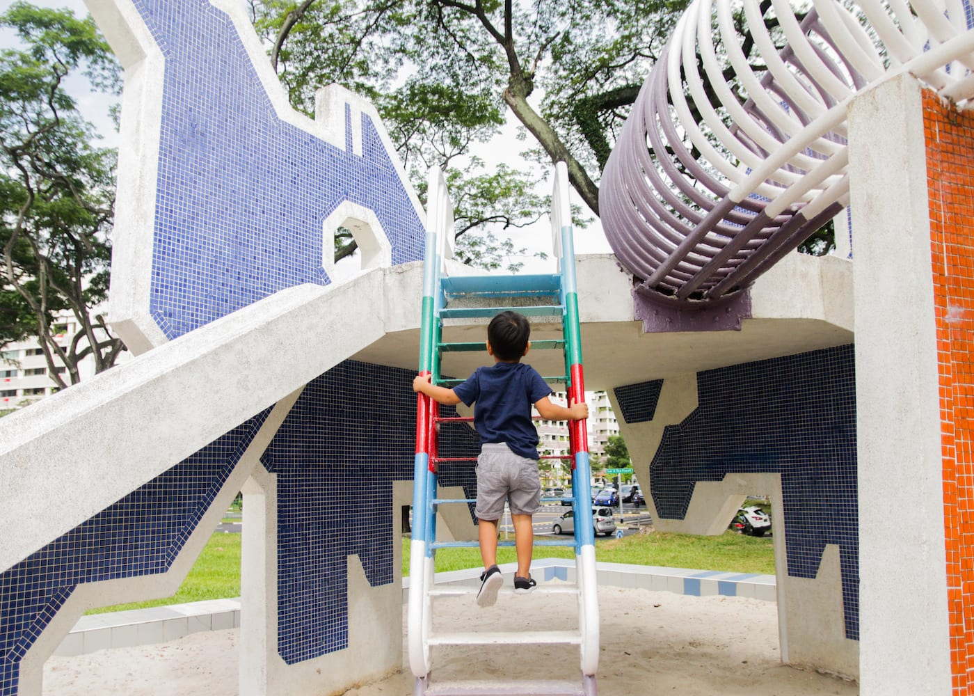 Cool playgrounds to check out