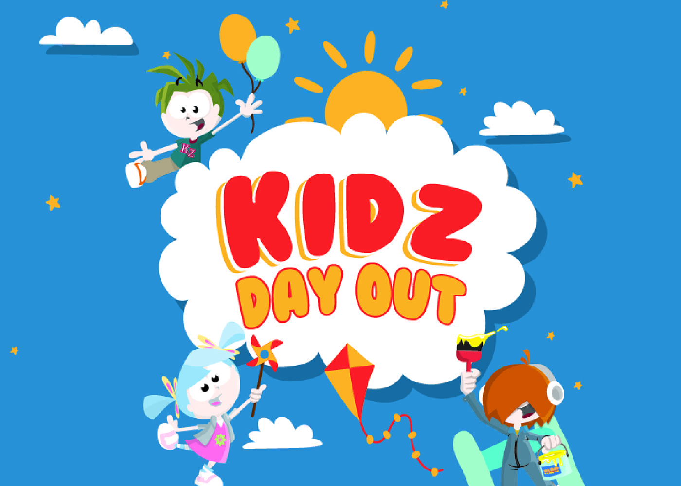 Be a part of KidZania's Kidz Day Out