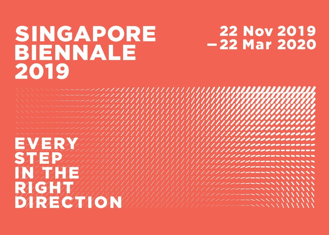 Visit the sixth edition of the Singapore Biennale