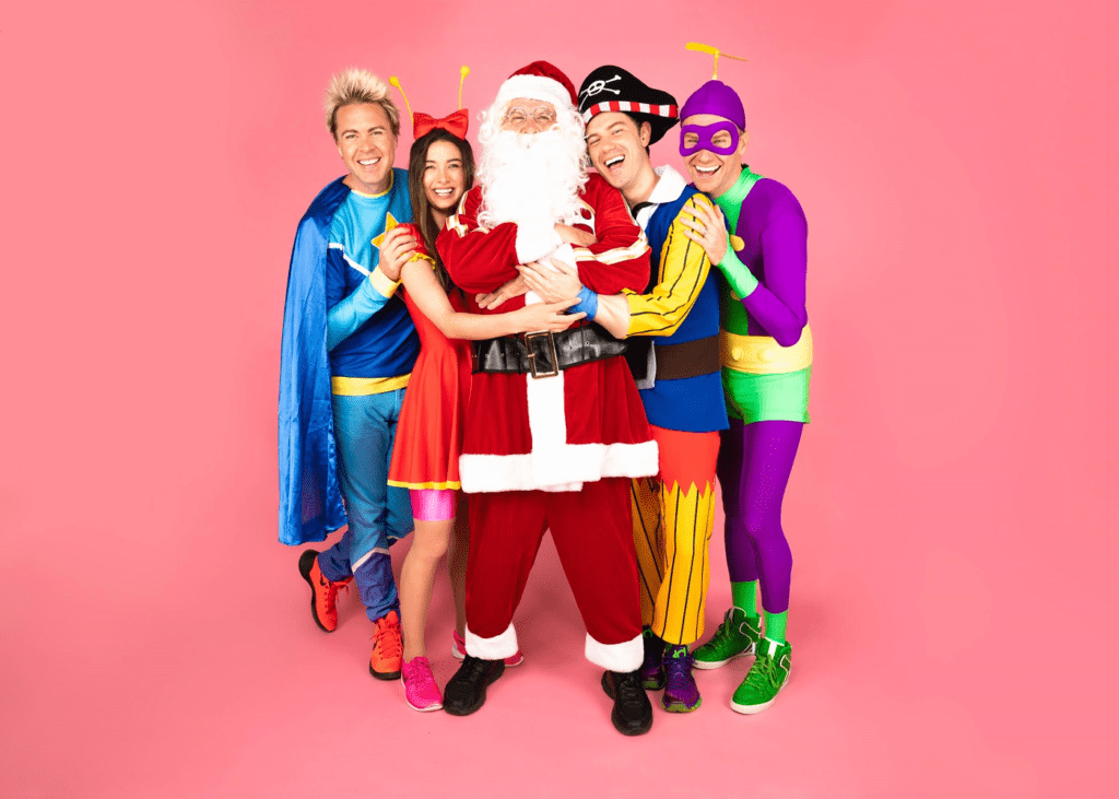 The Super Santa Christmas Show 2019