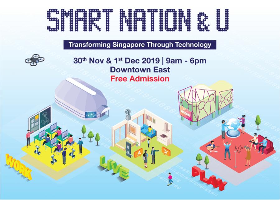 Smart Nation & U and U Live Symposium