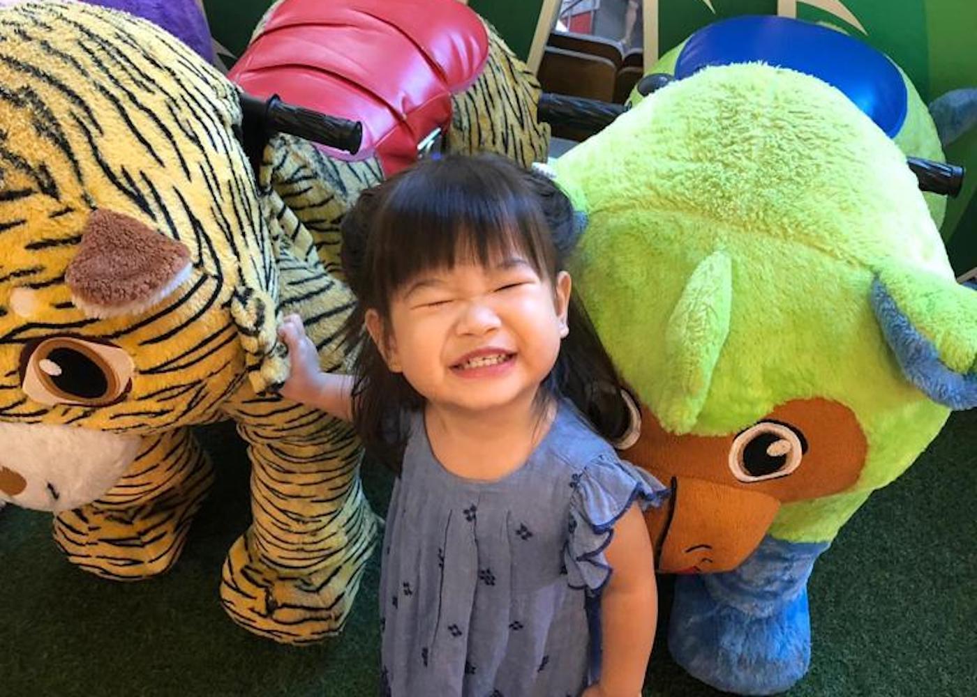 Explore Singapore's most kid-friendly mall