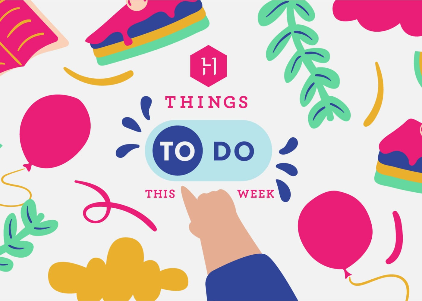 things to do this week