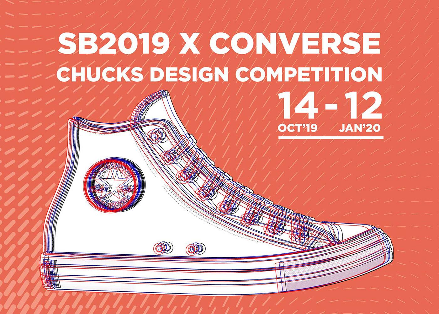 SB2019 x Converse Chucks Design Competition