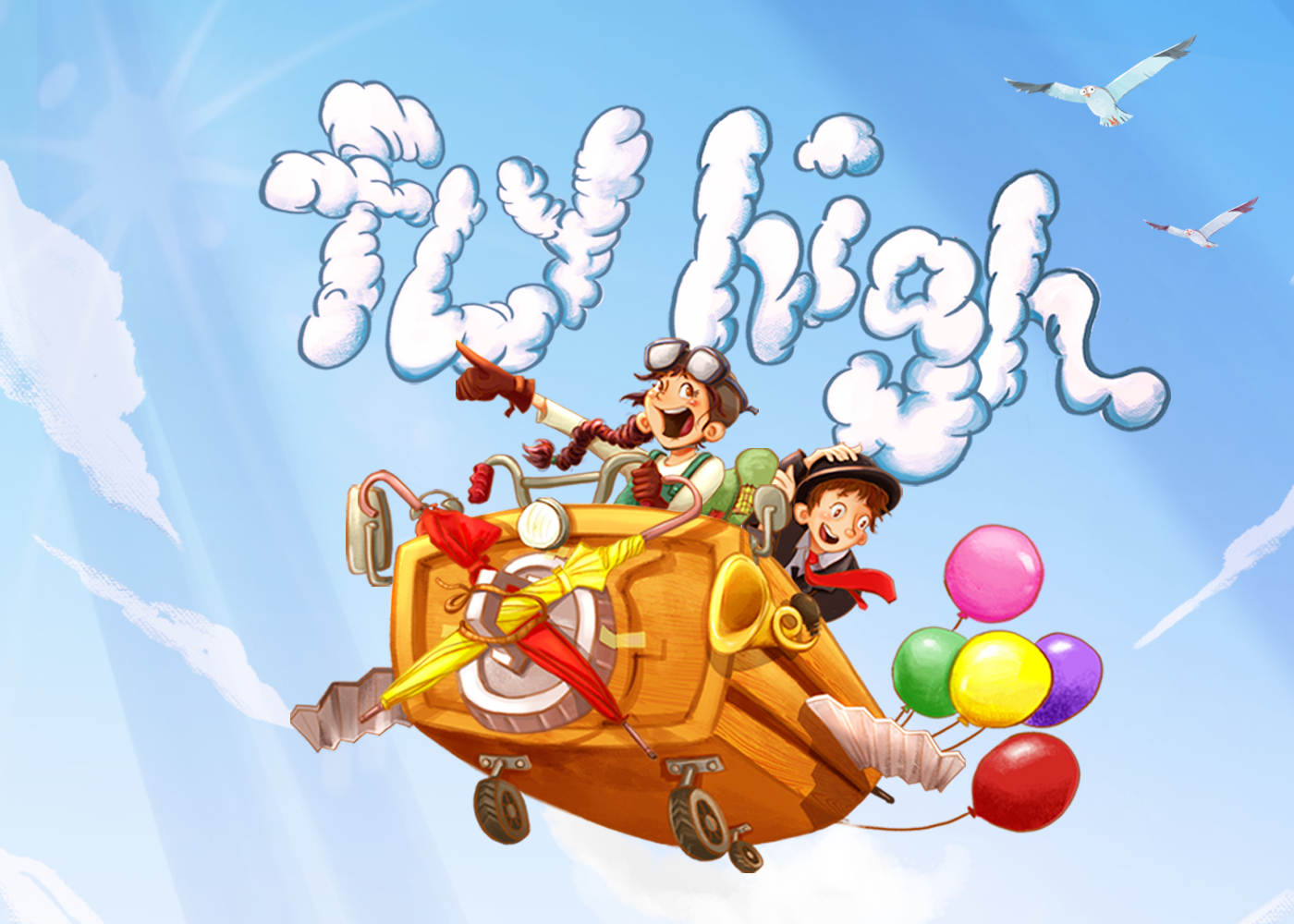 Catch SRT's newest theatre performance, Fly High!