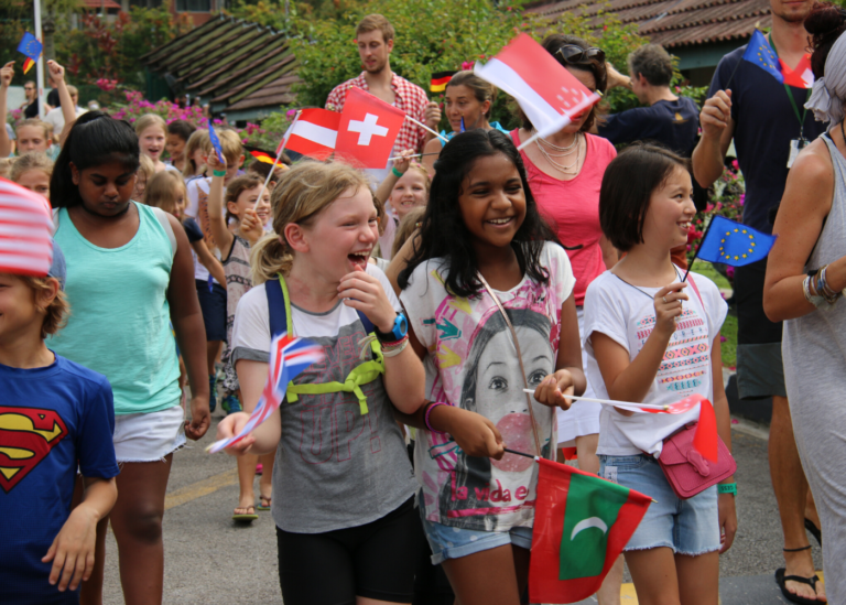 Learn how Singapore's top international schools teach their students about diversity