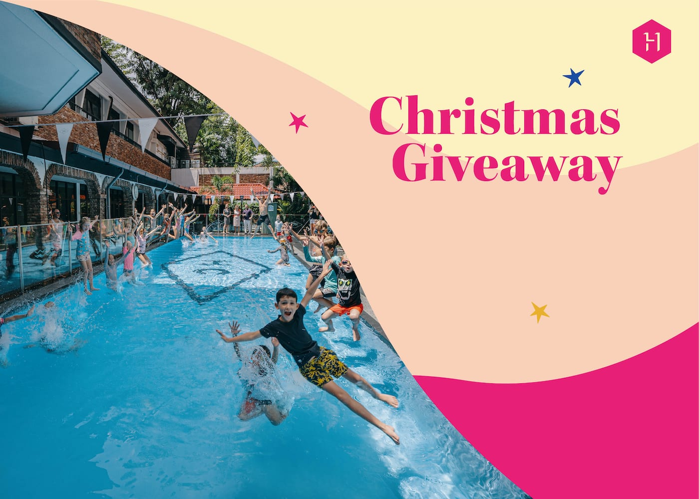 It's giveaway time: win a free kids' birthday party worth $690 from the Hollandse Club!
