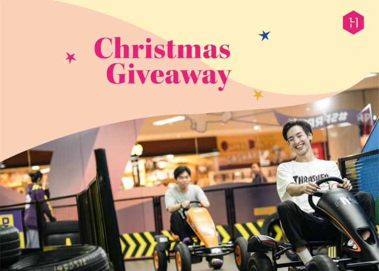 One awesome giveaway: Stand a chance to win tickets to SuperPark Singapore!