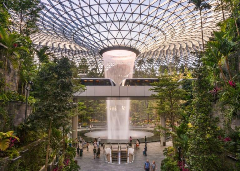 canopy park jewel changi singapore
