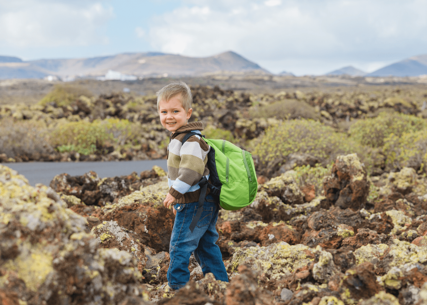 Take a walk on the wild side! Awesome hikes around the world for the whole family