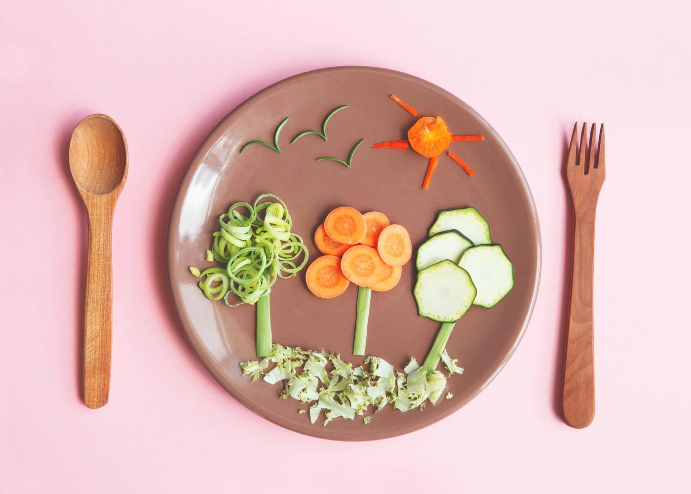 plant-based meals for kids