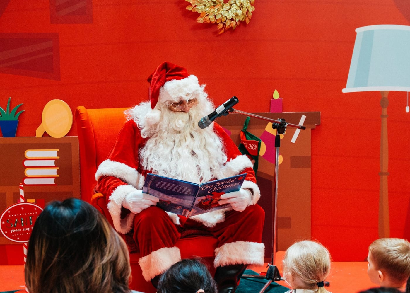 christmas events for kids