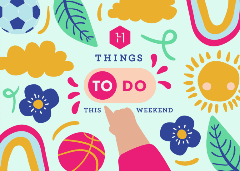 ALL the things to do with kids this weekend now we're in Phase 2: 4-5 July 2020