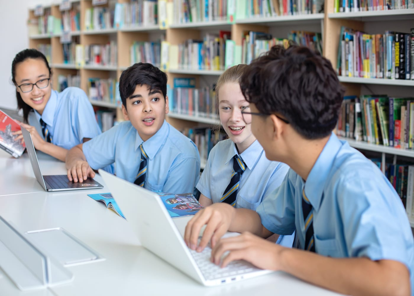 Get the full lowdown on the storied North London Collegiate School (Singapore), its heritage and ambitious academic programme