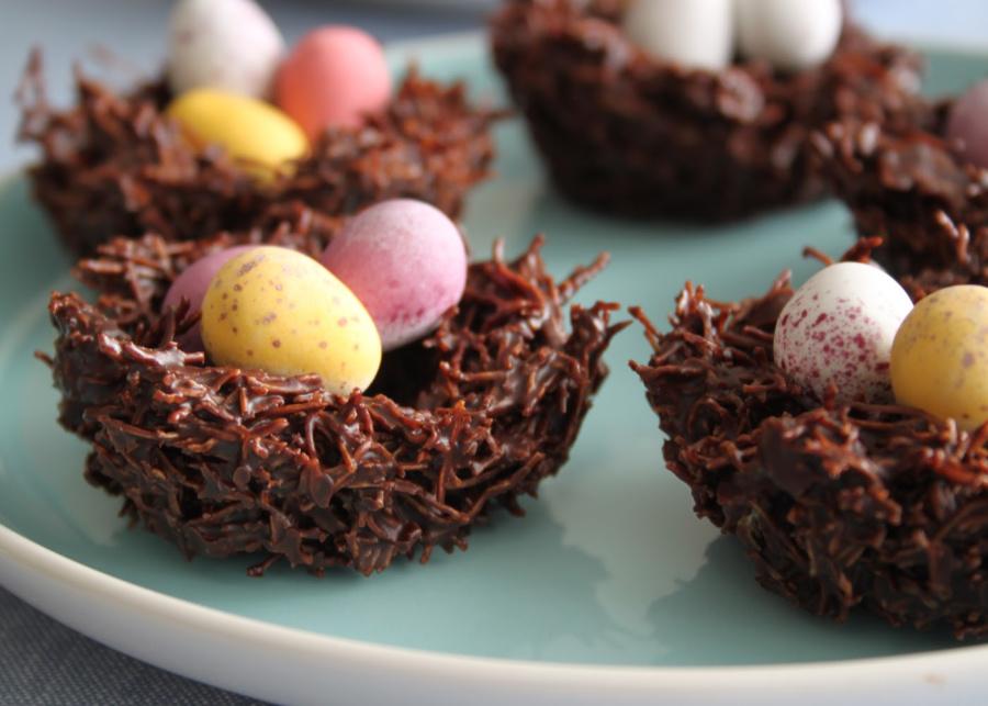 Kids Easter Baking