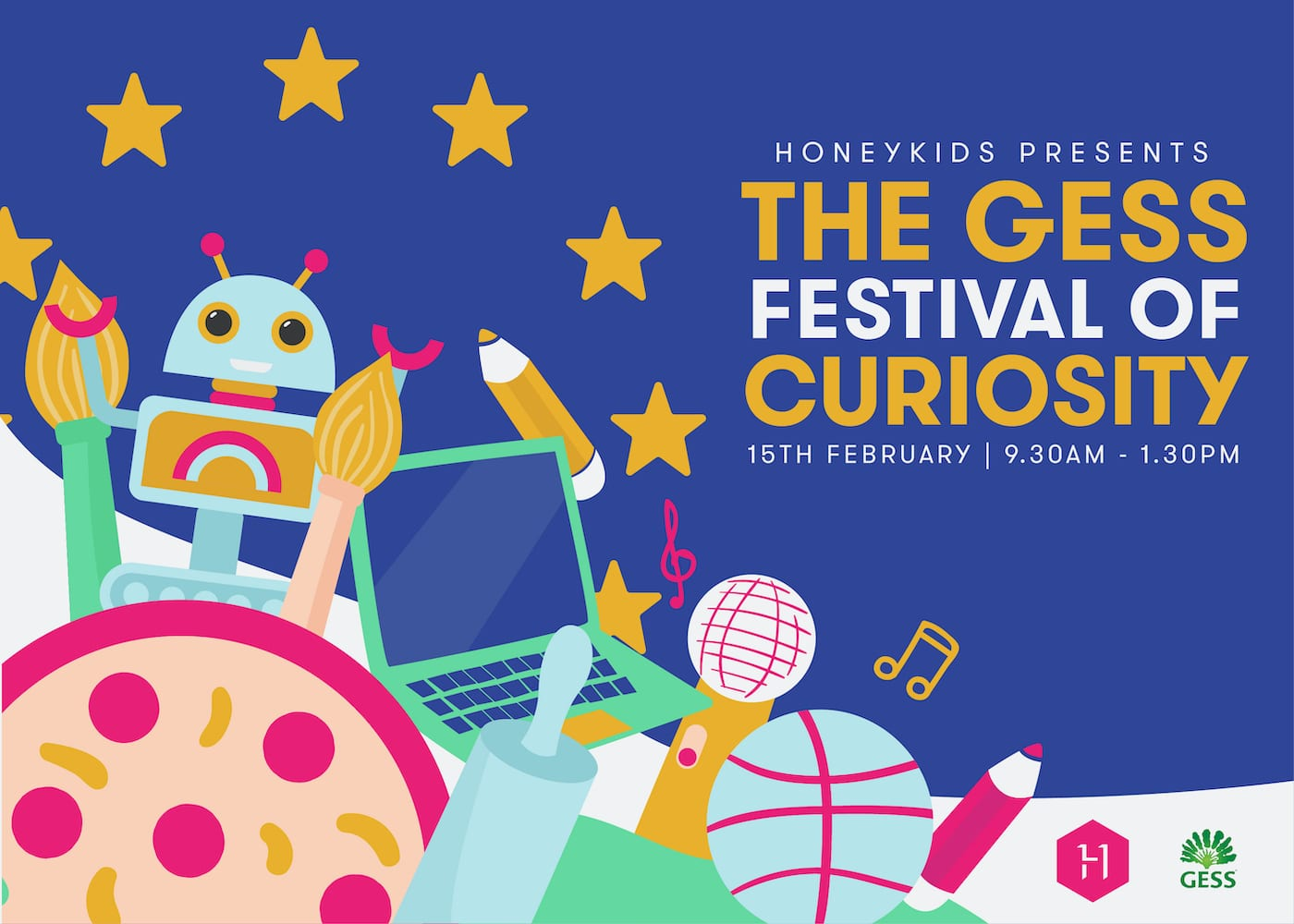 GESS Curious – The GESS Festival of Curiosity