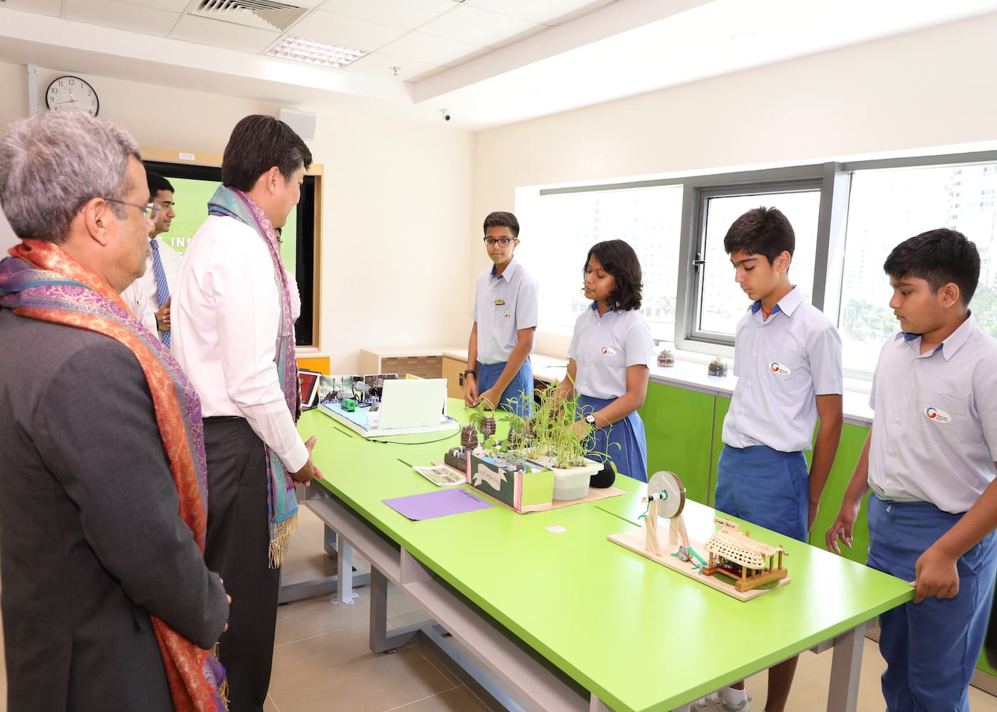 Most sustainable international schools in Singapore: GIIS