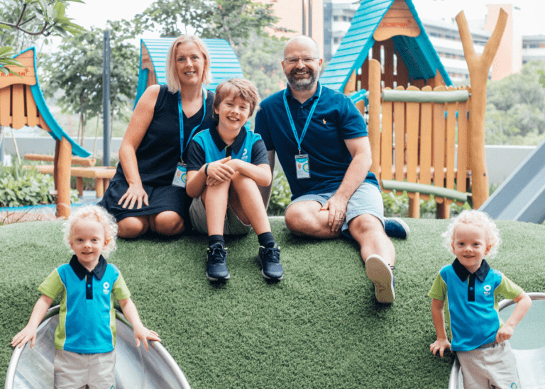 These parents share with us why Nexus International School (Singapore) is the perfect fit for their three kids