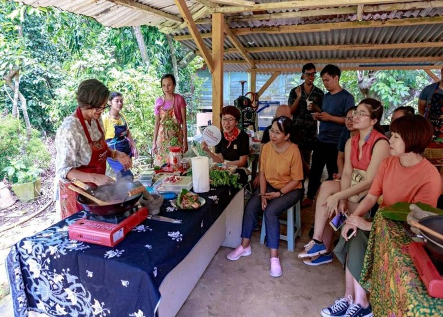 Pulau Ubin Cooking Trail