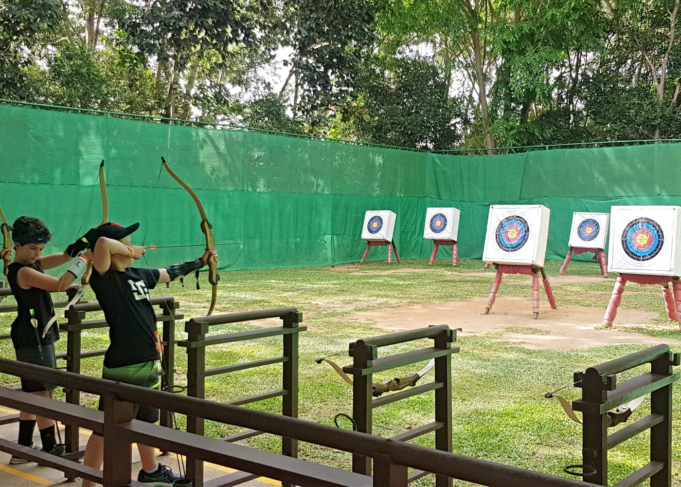 all inclusive holidays activities archery