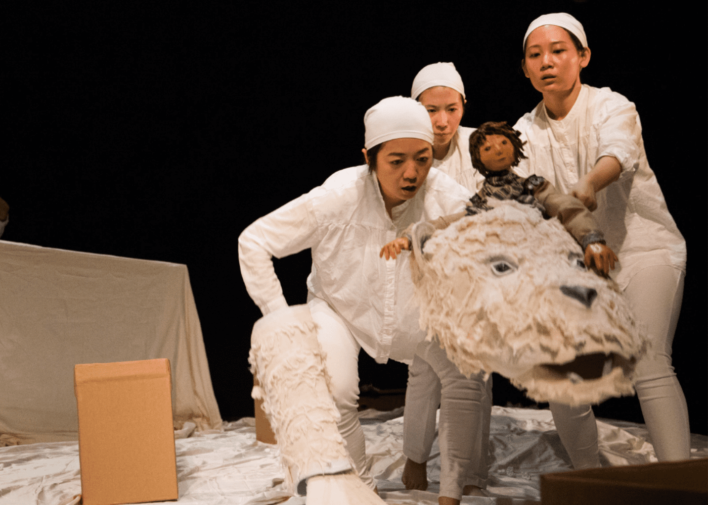 Gullinkambi – Puppetry Theatre for Children