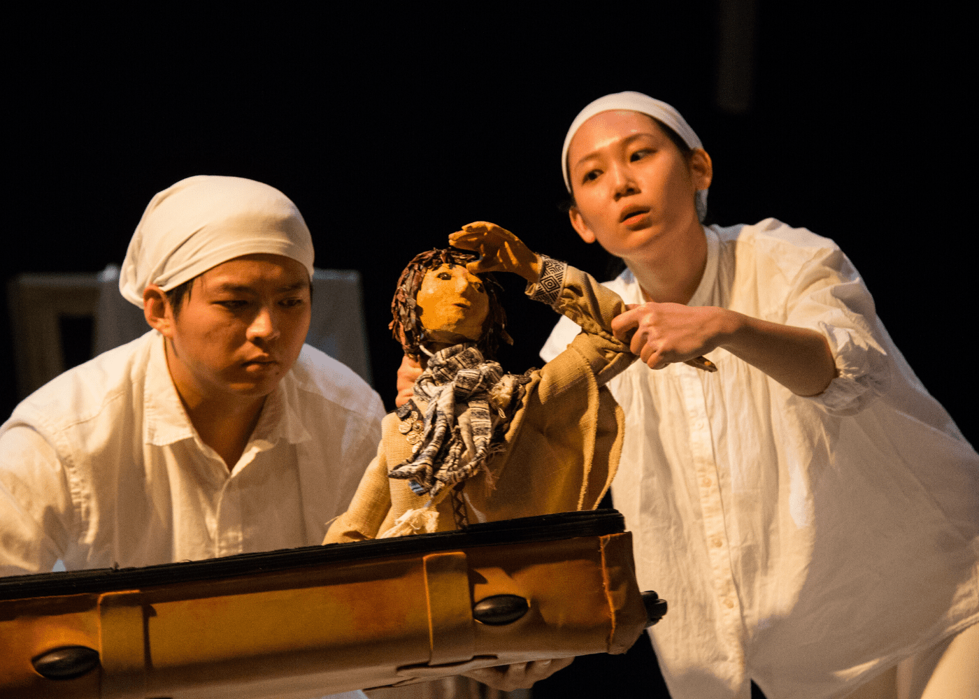 Bring the kids to Gullinkambi, a heartwarming tale of love and courage at the Esplanade this February!