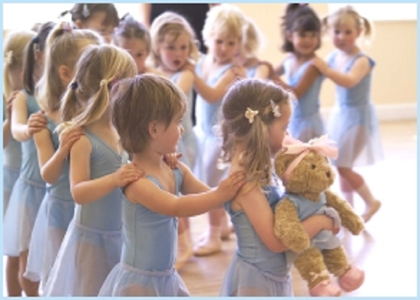 Melody Bear Dance Class Trial