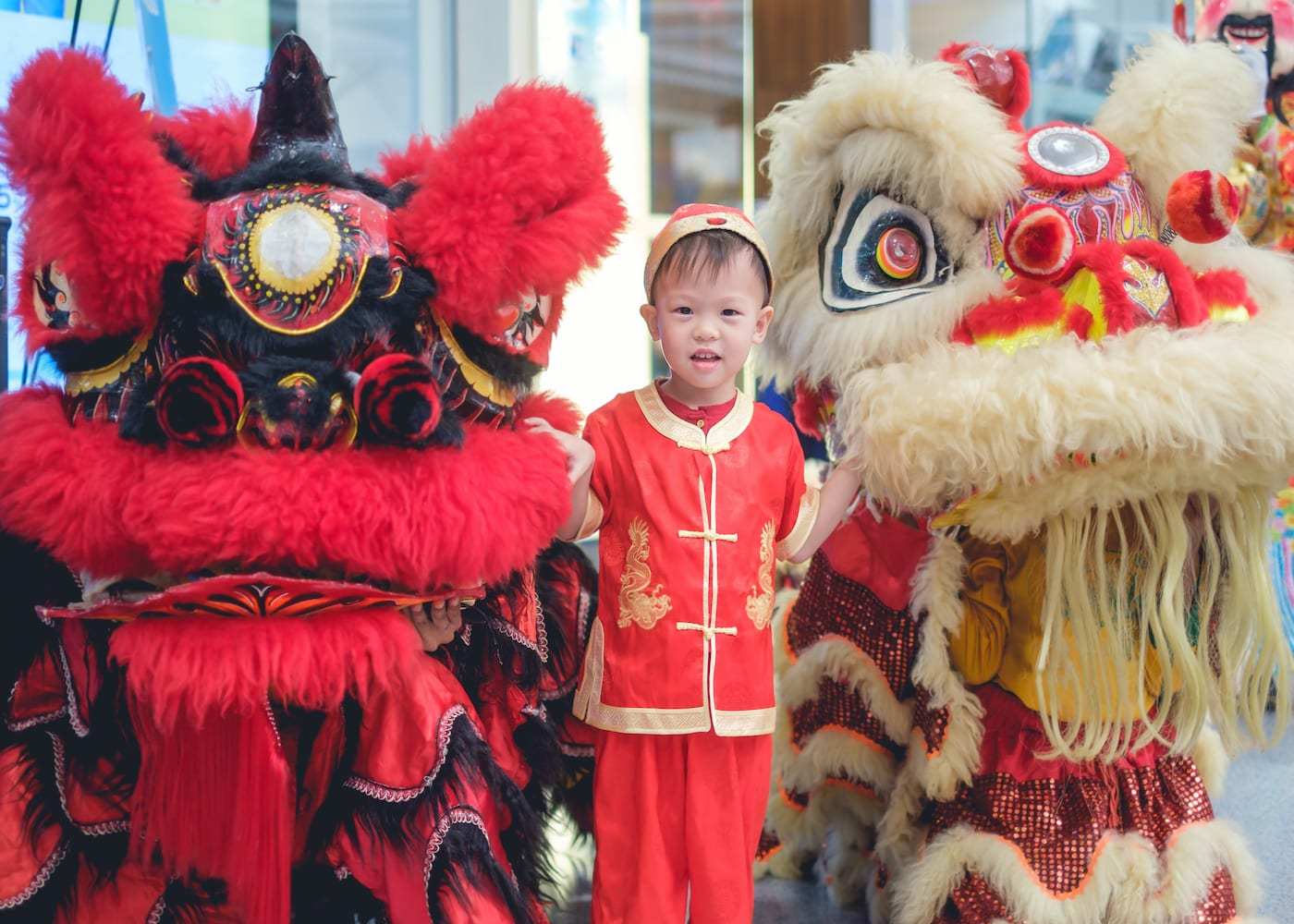 Here's your chance to ring in a PAW-some Lunar New Year with Chase and Skye at Forum The Shopping Mall