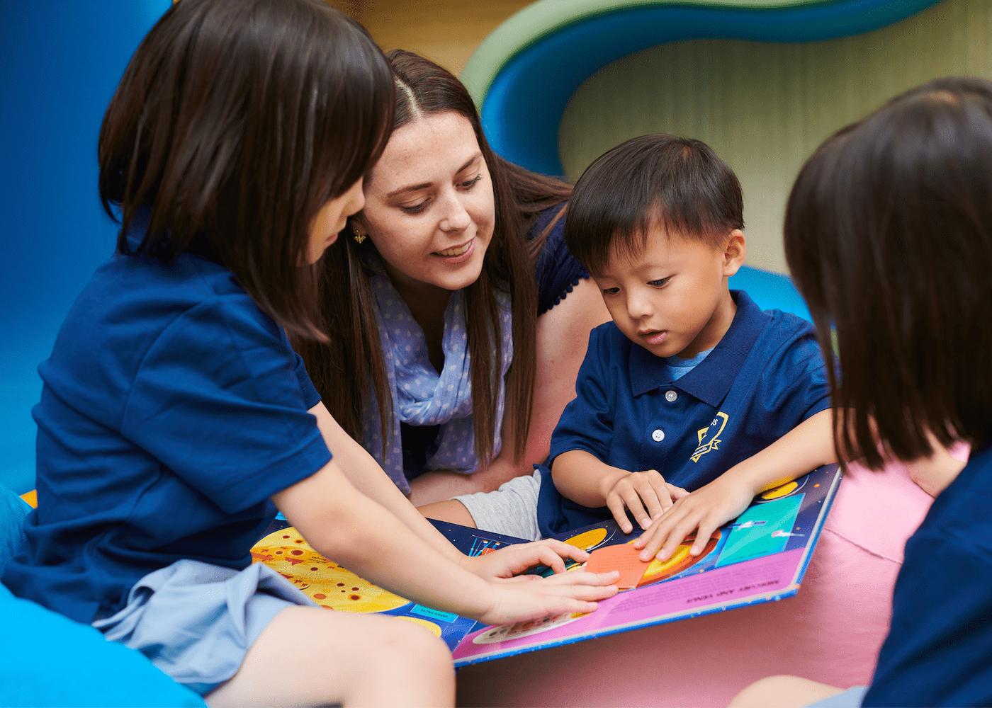 Invictus | Is preschool really worth it?
