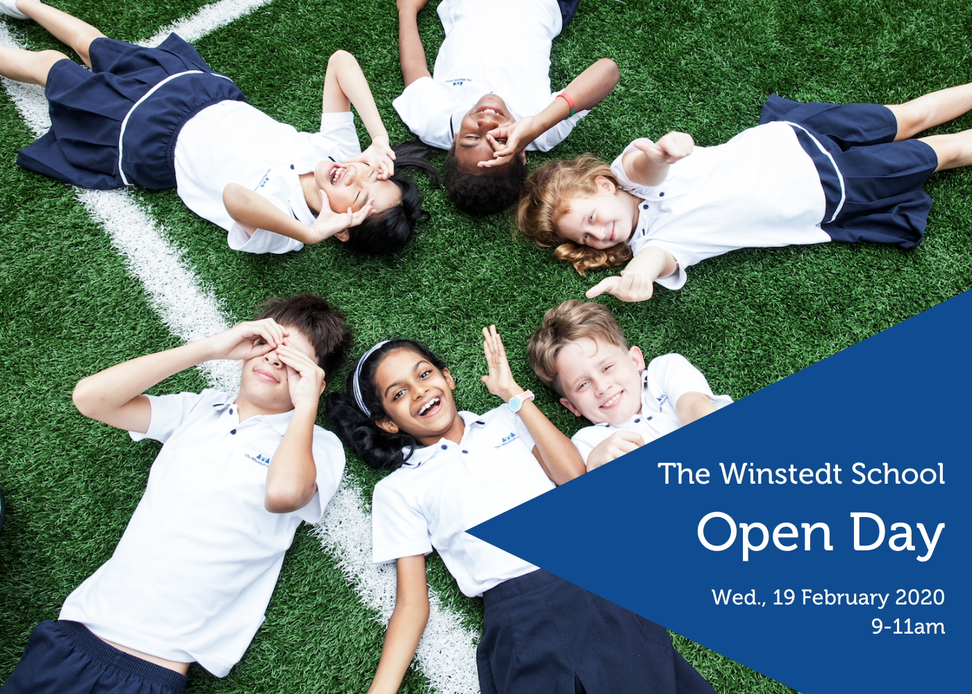 The Winstedt School's Open Day