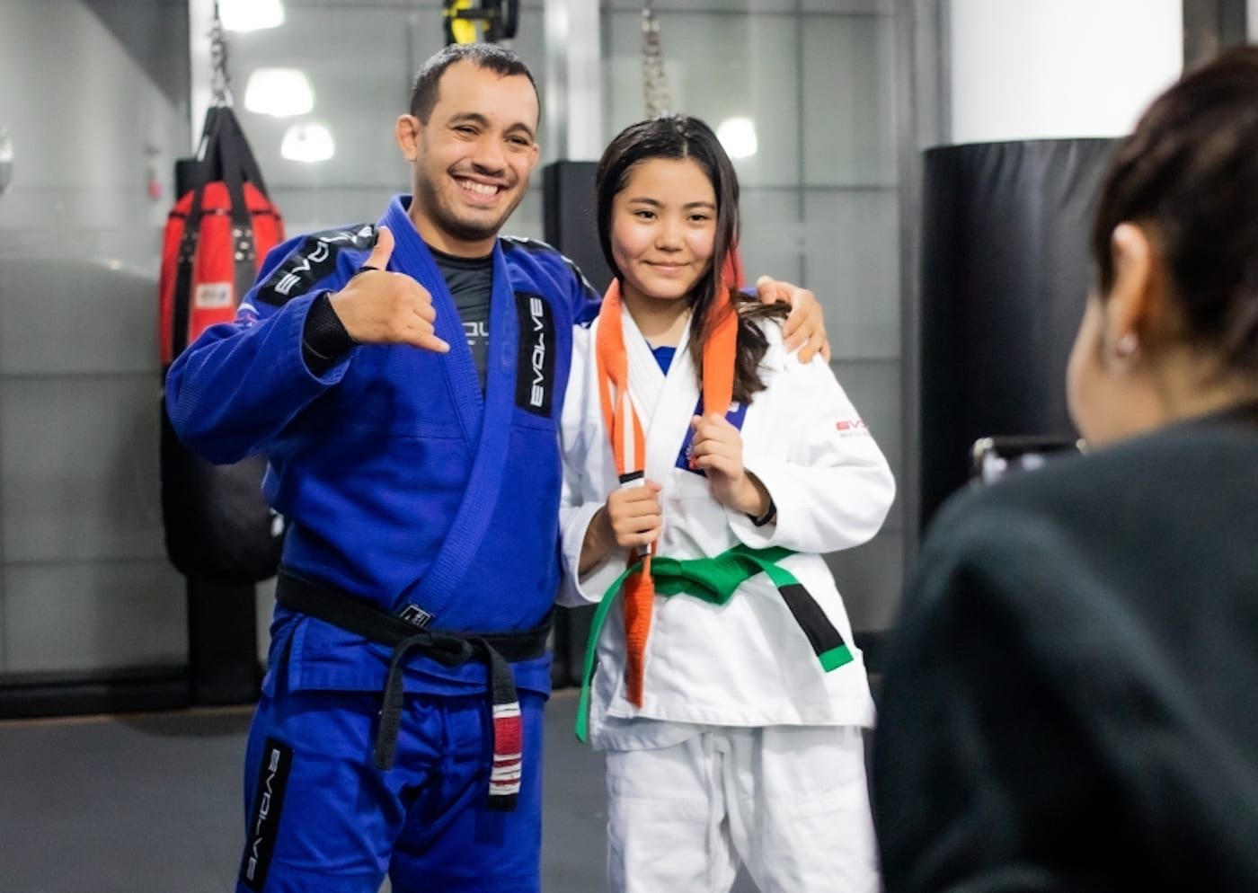 Get to know 14 year-old Brazilian Jiu-Jitsu World Champion Kamila Khalyksovet