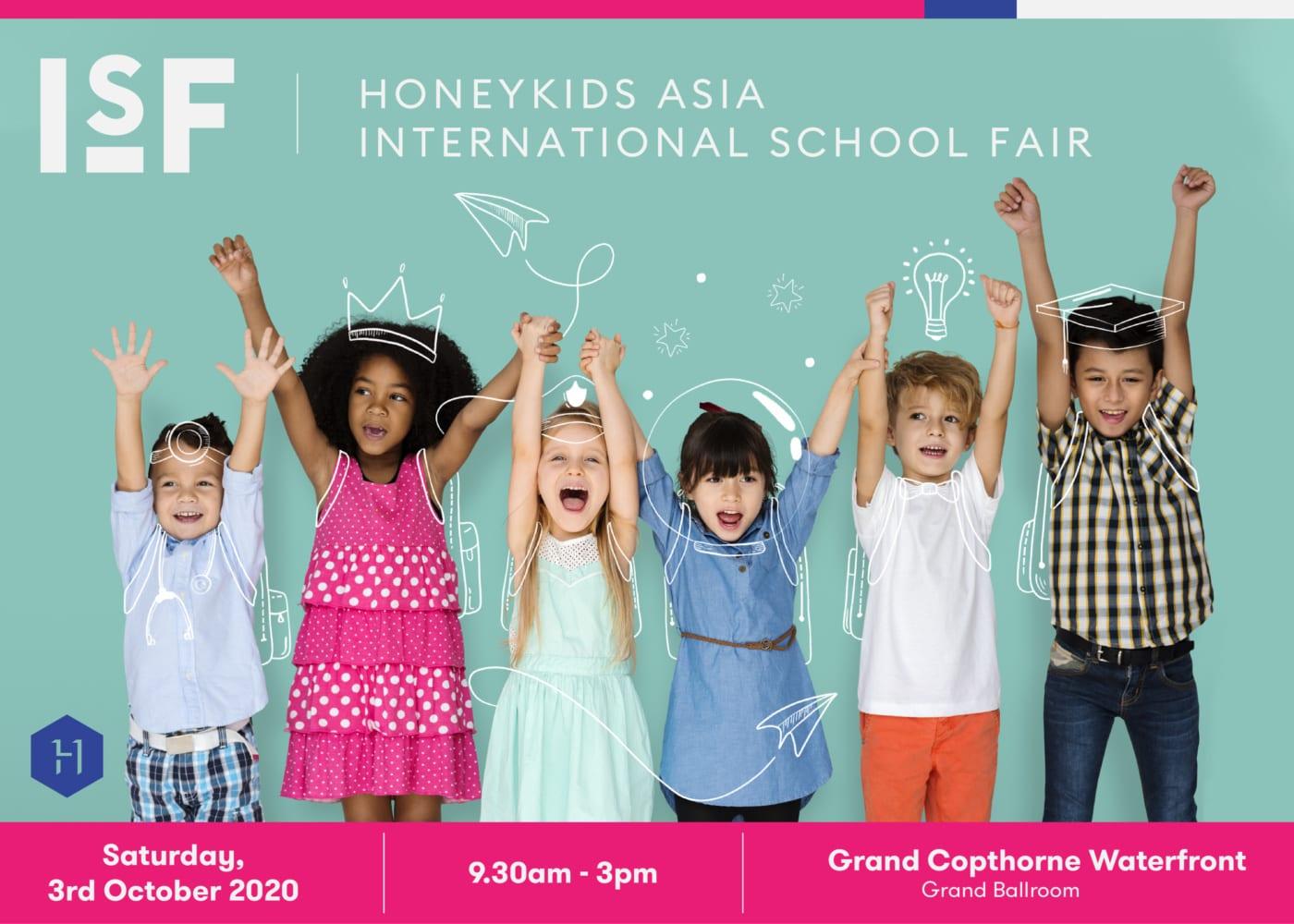 HoneyKids Asia Int'l School Fair (6th edition)
