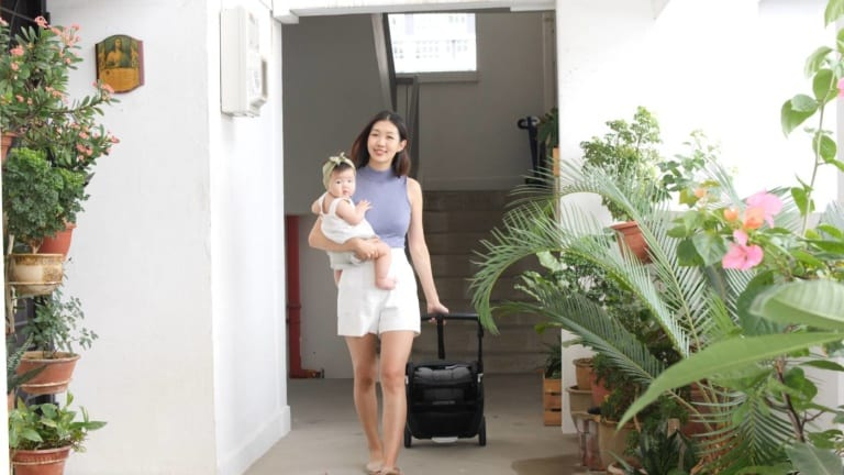 VIDEO: Watch how the Bugaboo Ant makes #mumlife in Singapore easy peasy