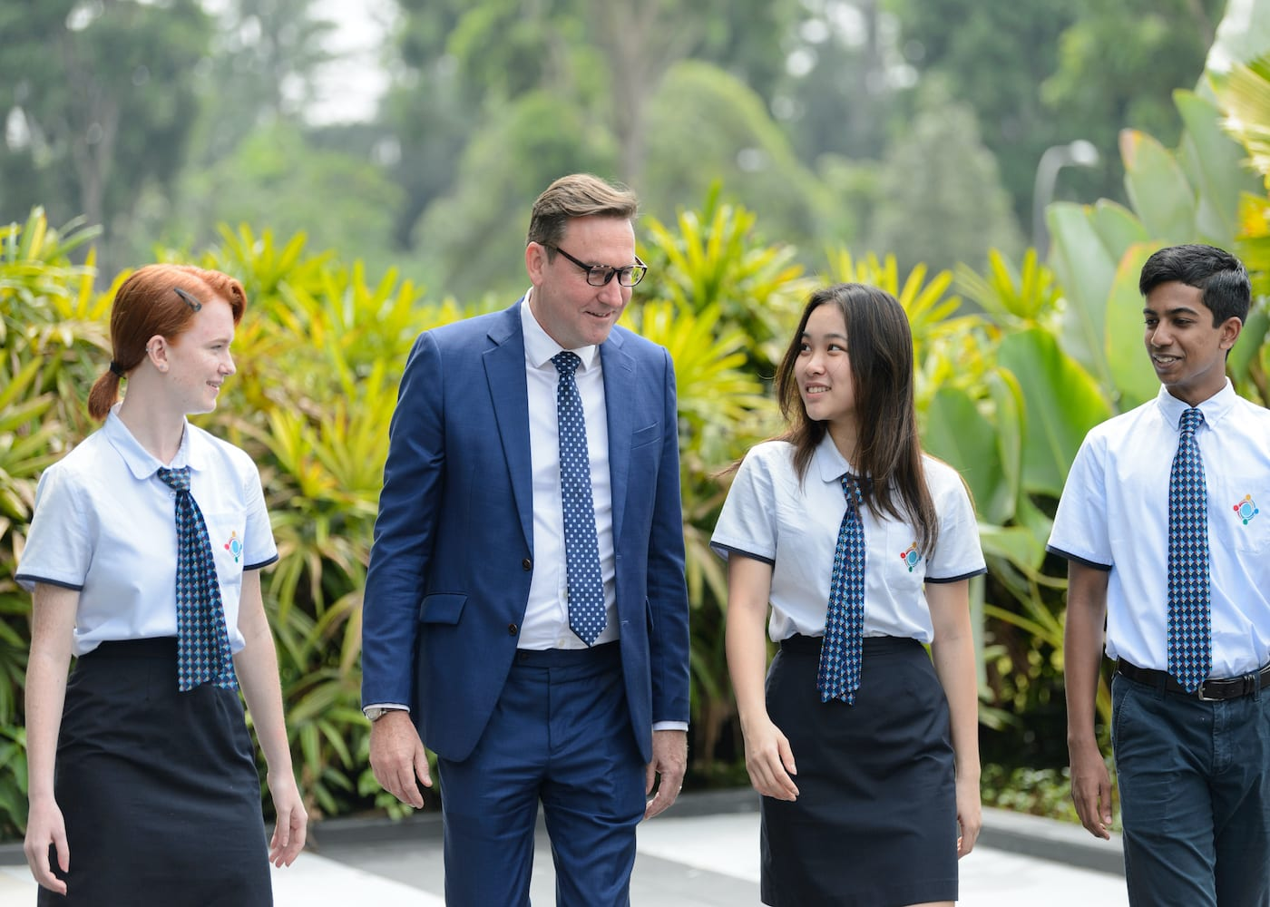 VIDEO: Learn more about GEMS (Singapore)'s exciting graduation pathways
