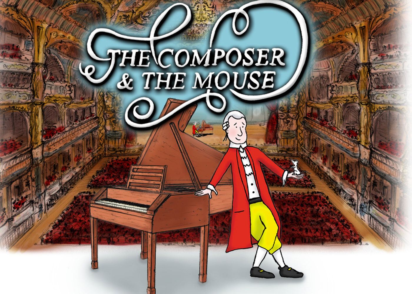 VCHpresents Organ: The Composer and the Mouse