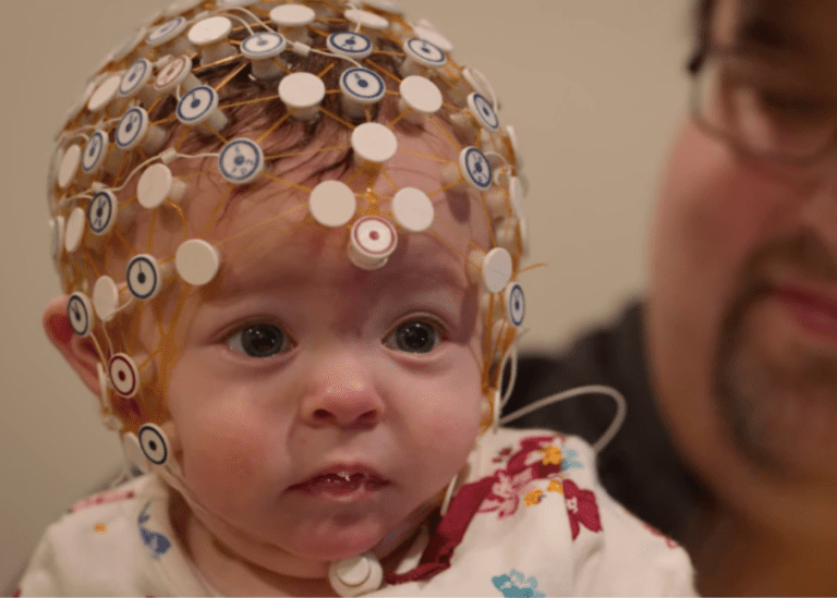 Mind-blowing things we learned from Netflix's newest documentary, Babies