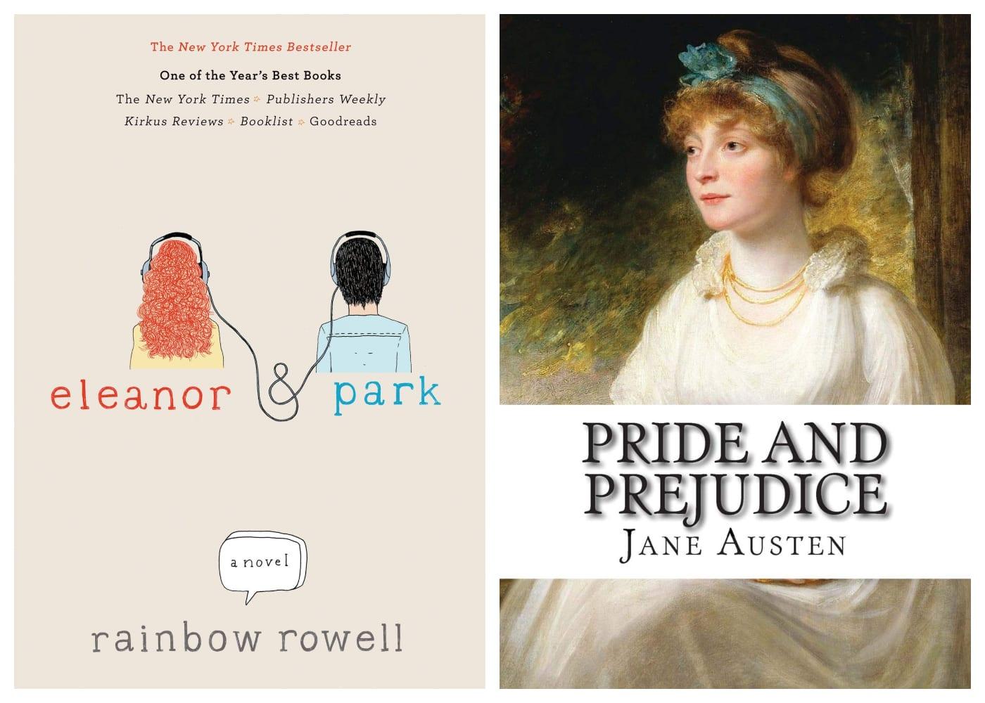Eleanor & Park | Pride and Prejudice | HoneyKids Book Club