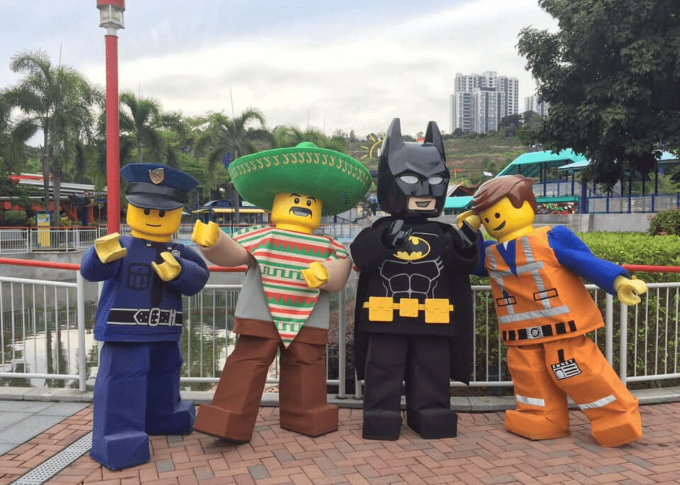 legoland malaysia best theme parks in asia