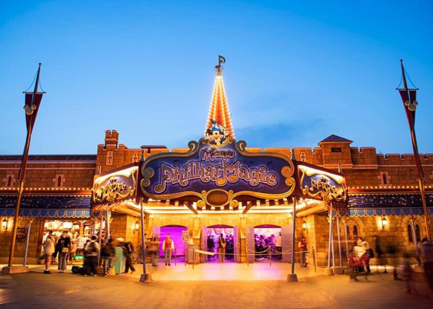 tokyo disney resort best theme parks in asia