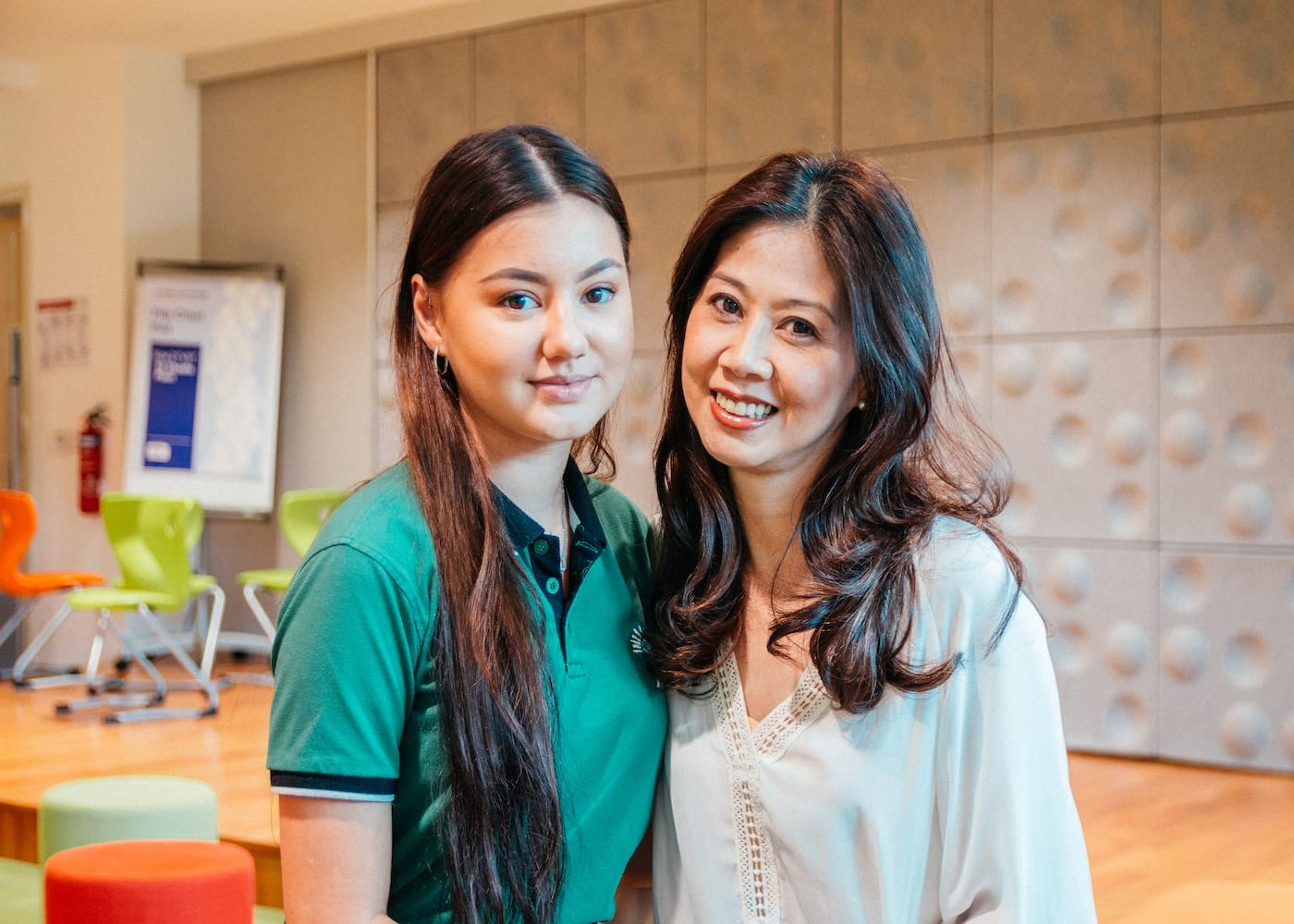 Find out why this mum loves GESS | Angelina Tan | HoneyKids Asia