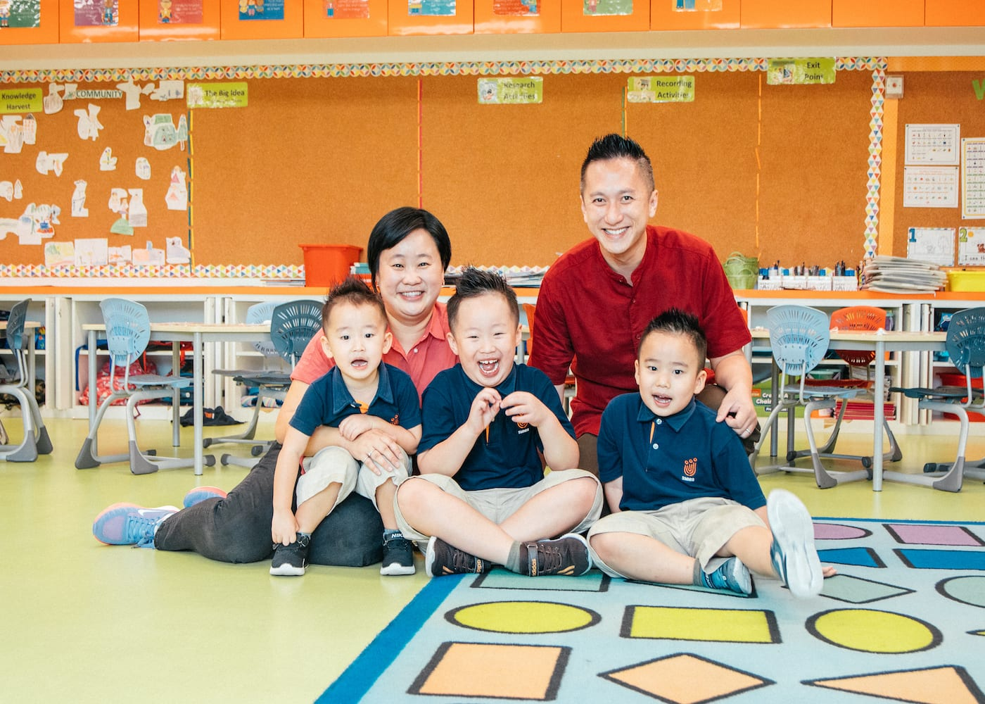 Education through inspiration: here's why this mother-of-three is such a big fan of SMMIS