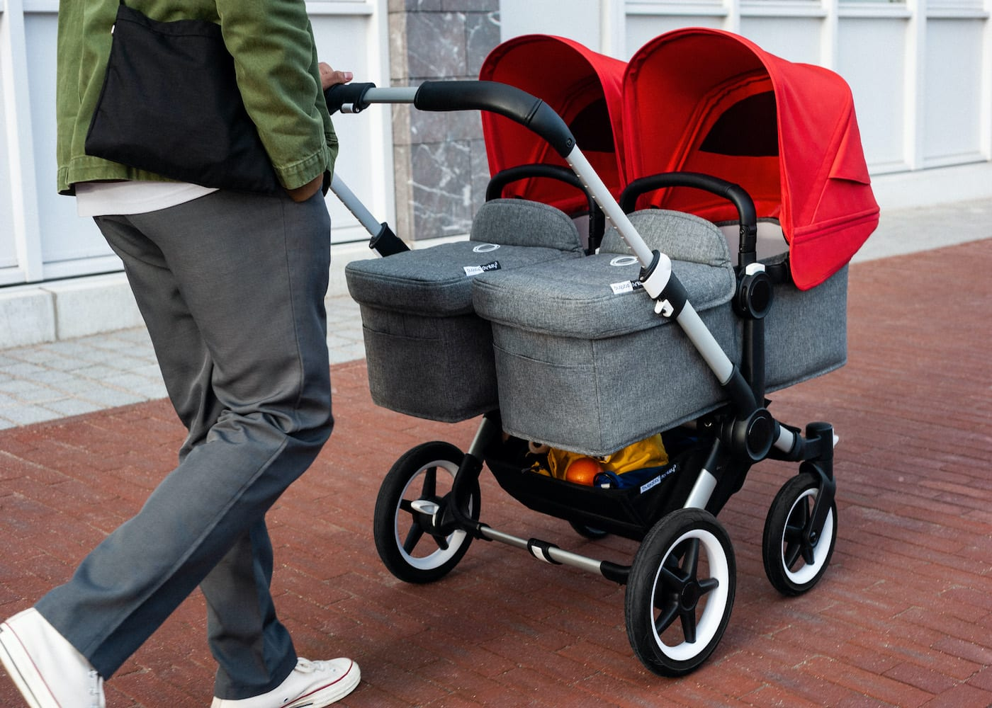 Bugaboo Donkey3: The stroller that grows with your family