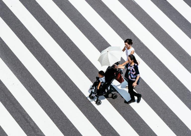 pram friendly walks in singapore