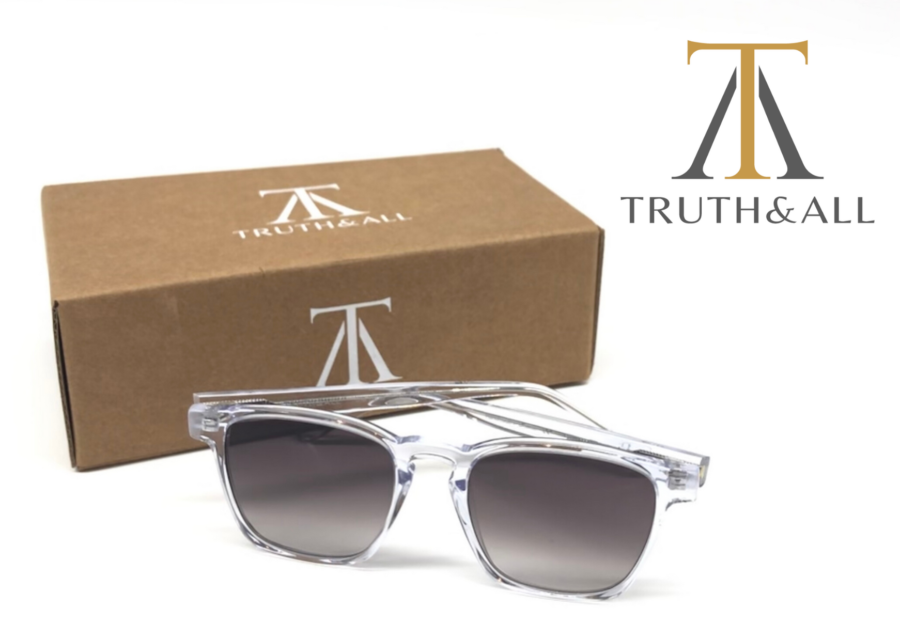 Shop for sustainable eyewear from Truth & All