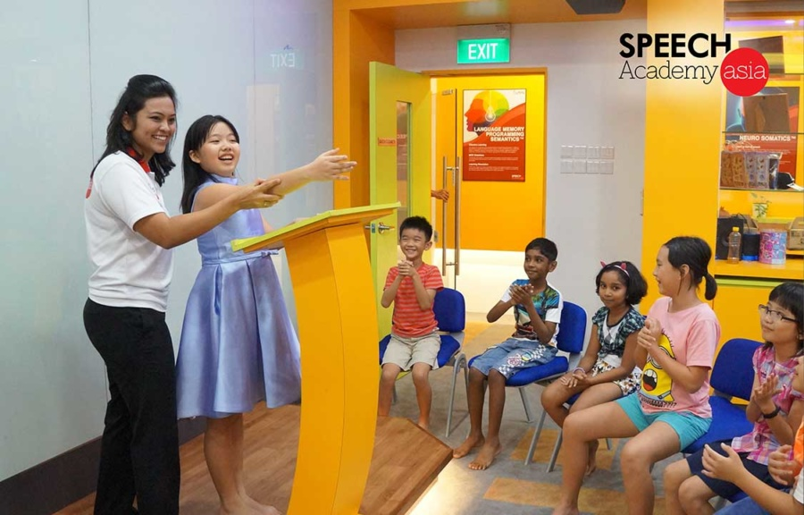Improve your public speaking skills with Speech Academy Asia
