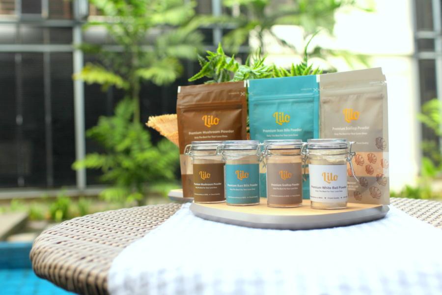 Lilo Premium Ikan Bilis Powder: Available online
