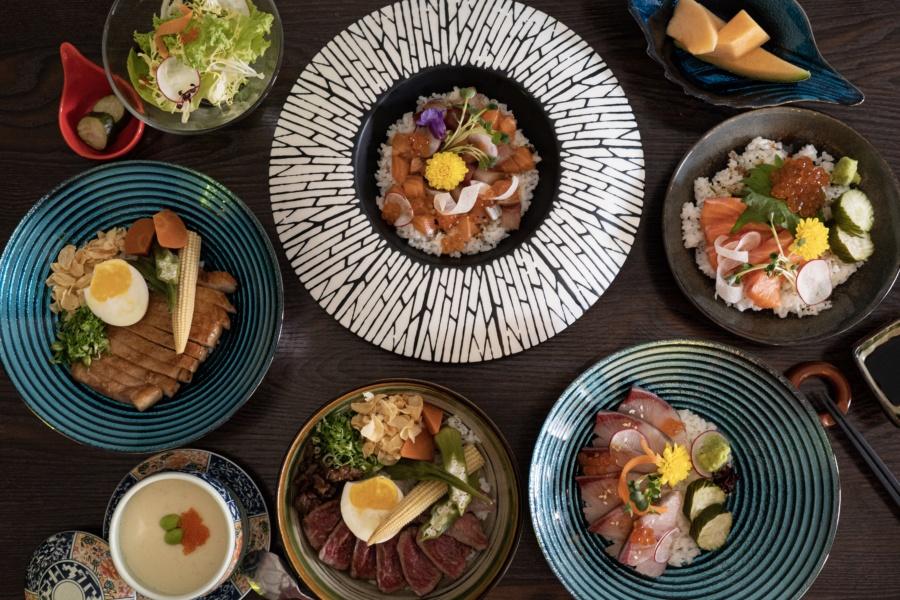 Rakuya: Japanese omakase