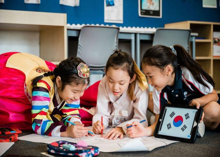 Raising internationally minded kids with Stamford American International School