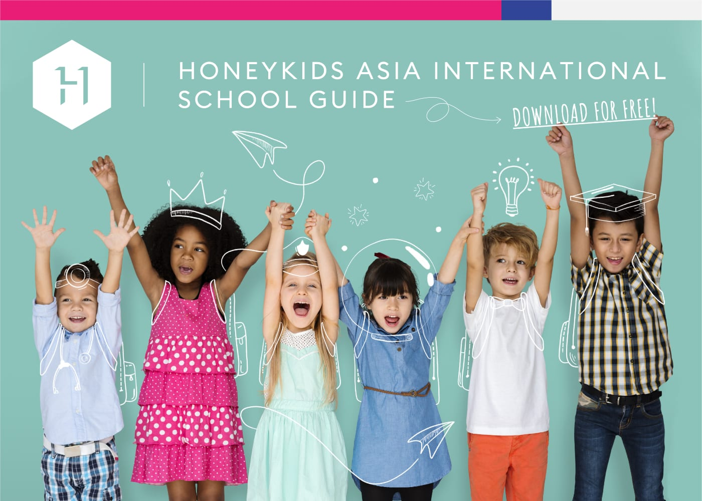 FREE PDF: The HoneyKids guide to international schools