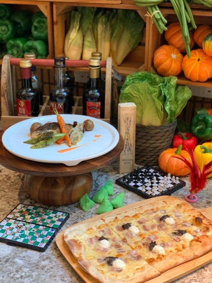 Millennium Hotels and Resorts food options